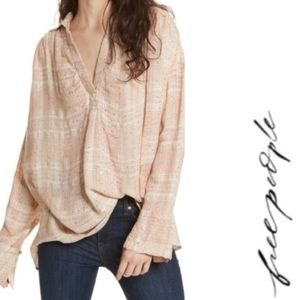 EUC Free People Fearless Love Bell Knit Top